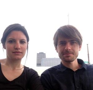 La Jetée eli Giuditta Vendrame ja Paolo Patelli.